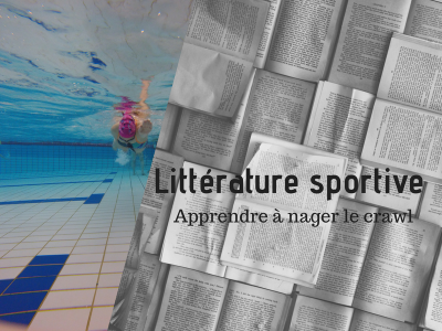 Littérature sportive : le crawl